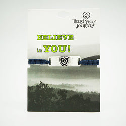 Believe in You Bracelet - Trust Your Journey