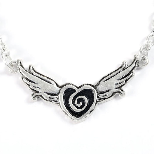 TYJ® Wings Necklace - Trust Your Journey