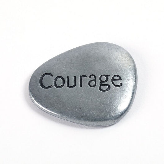 Courage Stone - Trust Your Journey