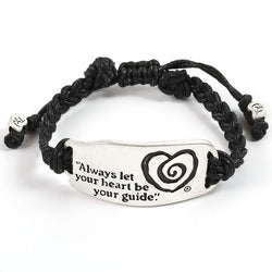 Heart Guide Bracelet - Trust Your Journey