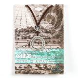 The Meaning of Life Necklace - Trust Your Journey