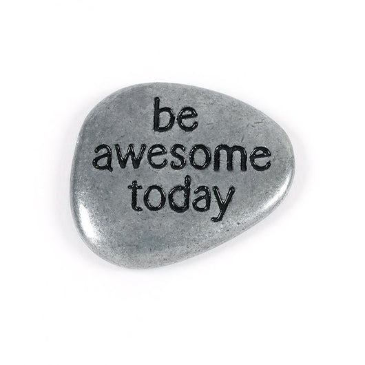 Be Awesome Today Stone - Trust Your Journey