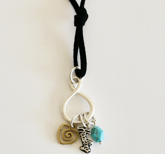 Healing Necklace - Trust Your Journey