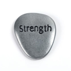 Strength Stone - Trust Your Journey