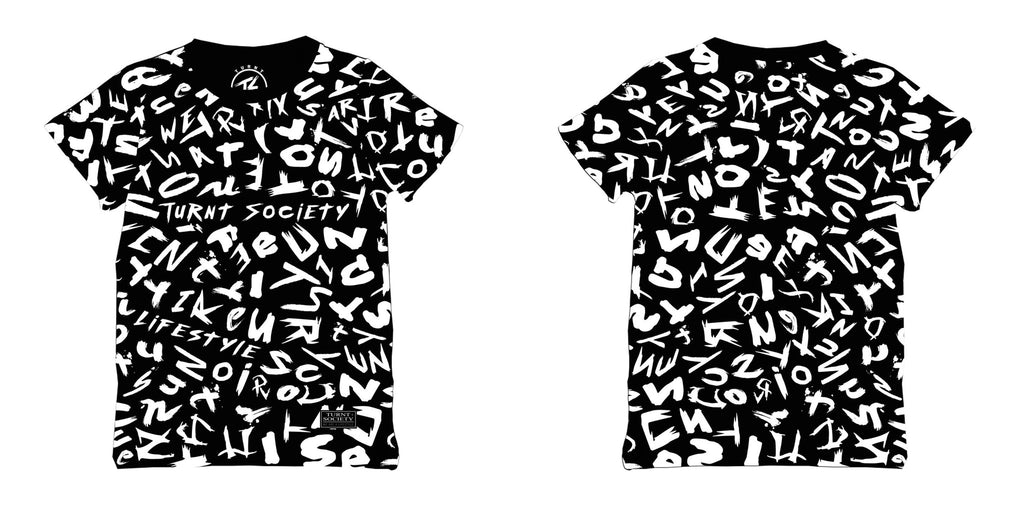 Abstract TS Tee