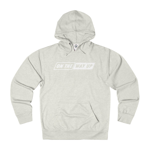 """ON THE WAY UP"" French Terry Hoodie"