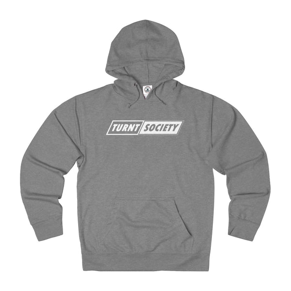 """TURNT SOCIETY"" French Terry Hoodie"
