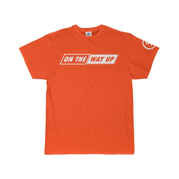"""ON THE WAY UP"" Designer Tee"