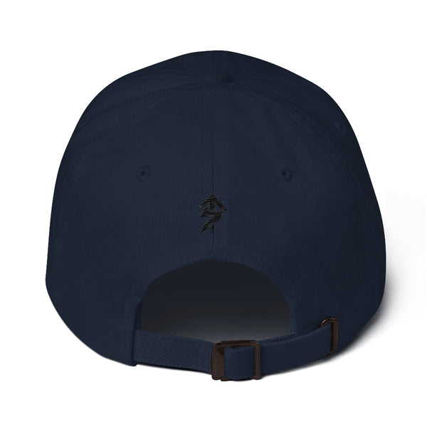 TS LA Dad Caps - Black