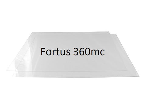 Foundation Sheets (pkg of 20) / Fortus 360mc