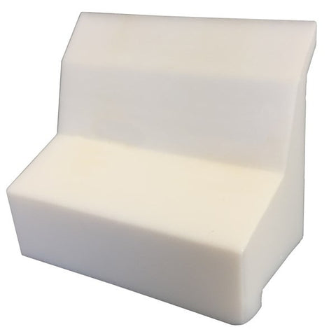 Teflon Purge Ledge / pkg of 2
