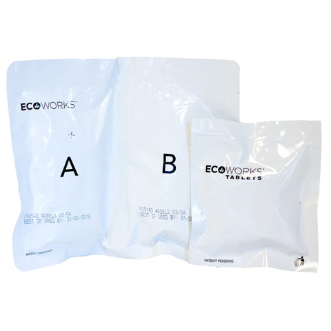 Ecoworks Cleaning Agent / case of 24