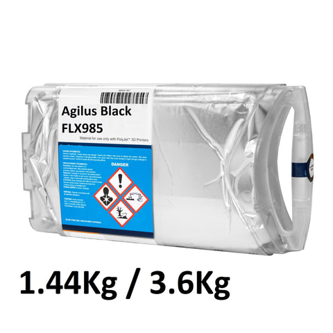 Agilus Black / FLX985 / 1.44KG / 3.6KG - Out of Stock