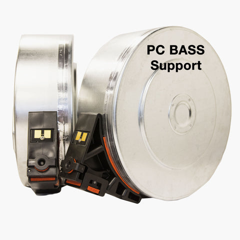 PC BASS Support Canister / Fortus Plus