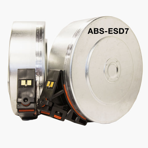 ABS-ESD7 Filament Canister / Standard / Fortus Plus