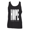 Hope(Less): Triblend Unisex Tank Top