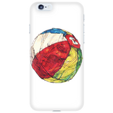 Kamifusen (paper balloons) by YOSHINO - Phone Cases