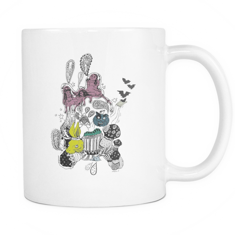 A Mad Tea Party by MAYUKO ENDO - Mug