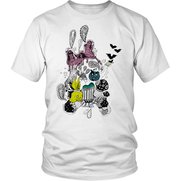 A Mad Tea Party by MAYUKO ENDO - Shirts