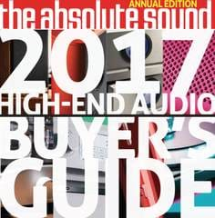 The Absolute Sound 2017 Buyers Guide Features Audio Physic And Eat