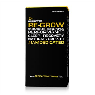 Dedicated Nutrition - Regrow