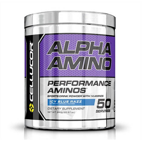 Cellucor - Alpha Amino (50 serve)