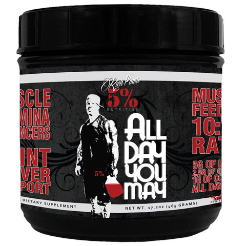 5% Nutrition - All Day You May