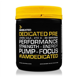 Dedicated Nutrition - Dedicated Pre