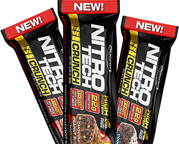 MuscleTech Nitrotech Crunch - Bar