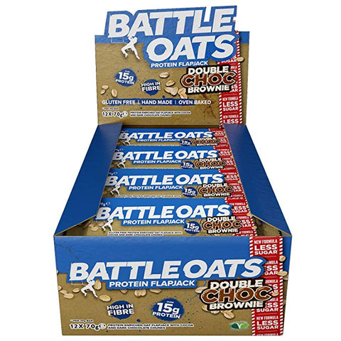 Battle Oats - Box