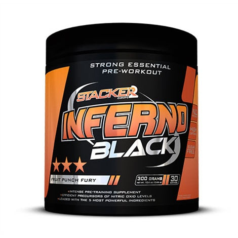 Stacker2 - Inferno Black