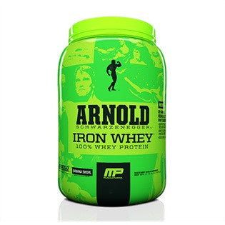 Muscle Pharm Arnold Series Whey 909g