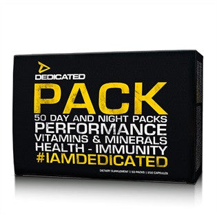 Dedicated Nutrition - Pack