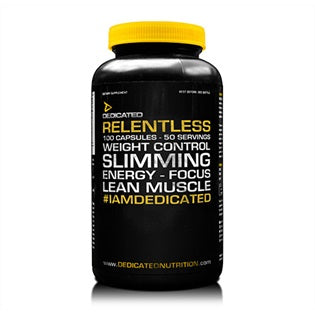 Dedicated Nutrition - Relentless