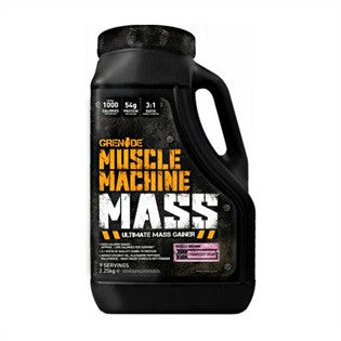 Grenade Muscle Machine Mass 2.27kg