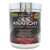 MuscleTech - Anarchy