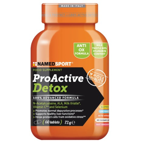 Named Sports - Proactive Detox