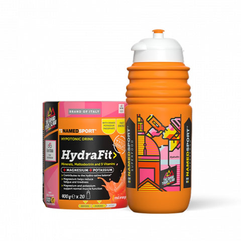 Named Sport - Hydra Fit + Free Sports Bottle