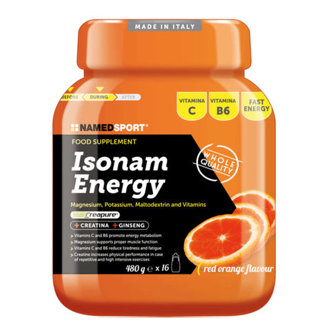 Named Sport - Isonam Energy