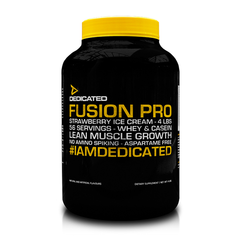 Dedicated Nutrition - Fusion Pro 1.8kg
