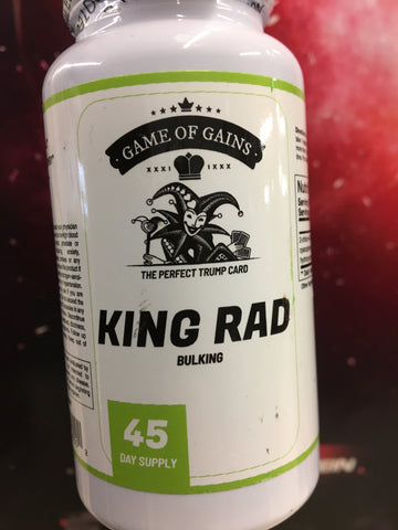 Olympus King of Gains - King Rad