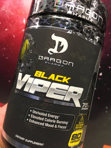 Dragon Pharma - Black Viper