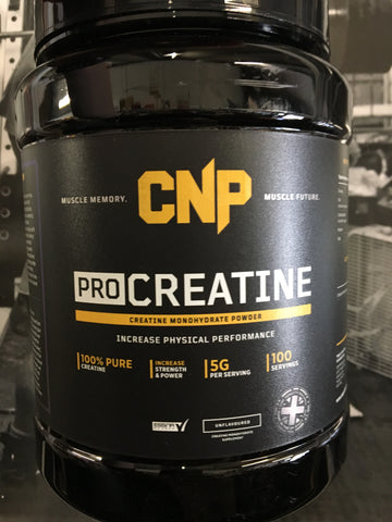 CNP - Micronised Creatine Monohydrate