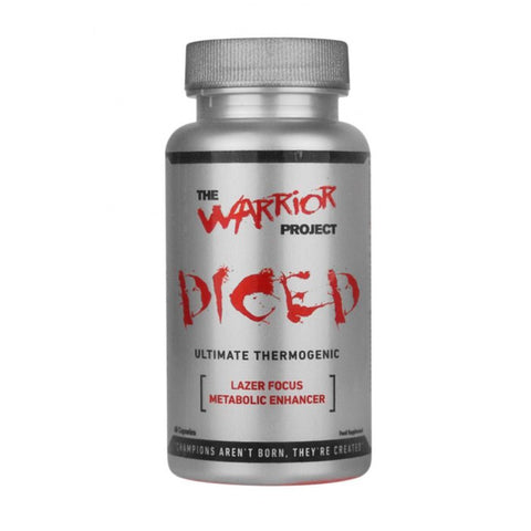 The Warrior Project - Diced