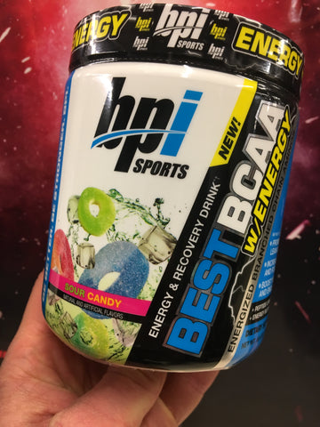 BPI Sports - Best BCAA + Energy