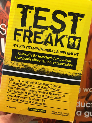 Pharma Freak - Test Freak