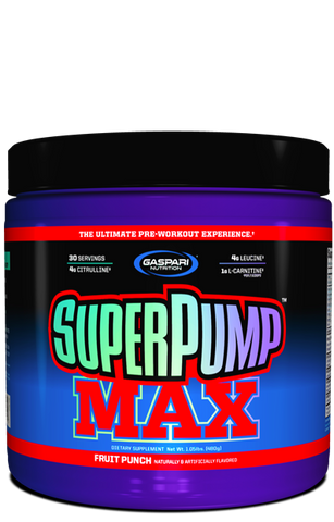 Gaspari - Superpump Max