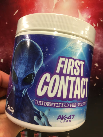AK47 Labs - First Contact