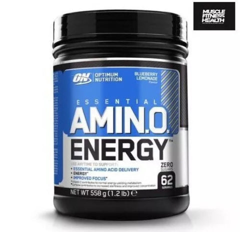 Optimum Nutrition - Amino Energy 62 serve