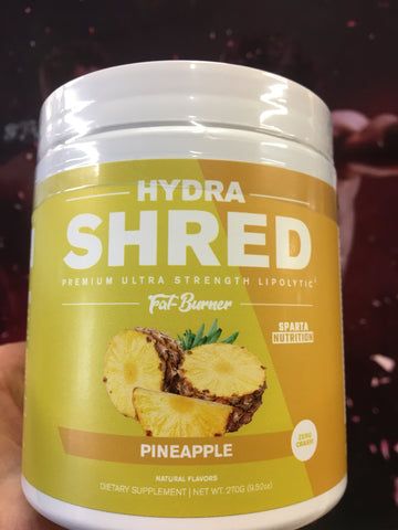 Sparta Nutrition - Hydra Shred